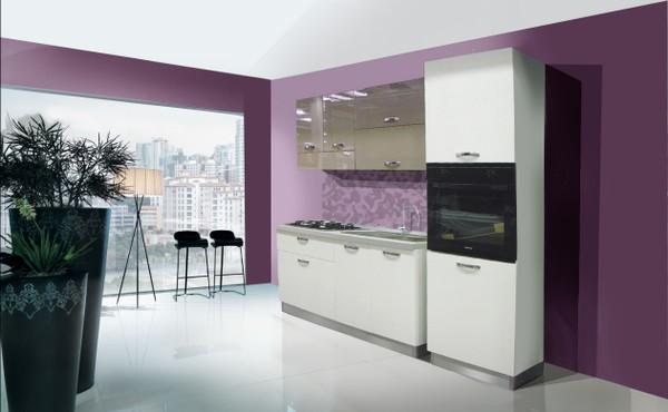 Cucina da 160 cm mabel s r l - Blocco cucina 160 cm ...