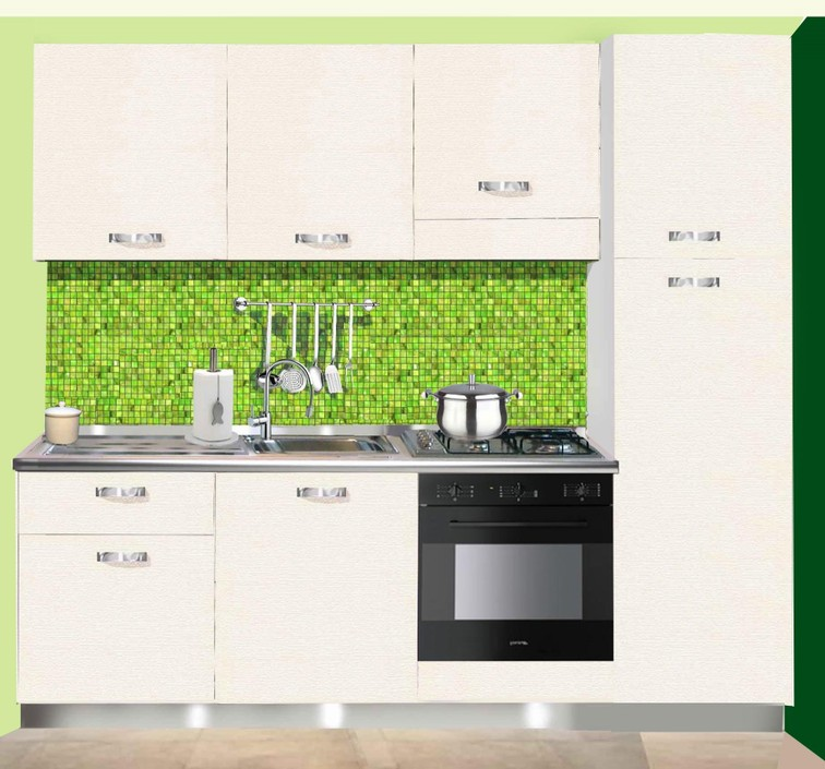cucine da 240 cm minicucine cucine lavelli multiuso outlet. Black Bedroom Furniture Sets. Home Design Ideas